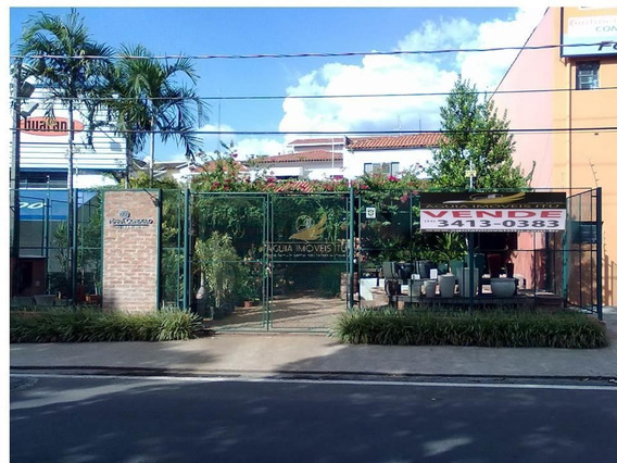 Terreno Residencial À Venda,bairro Brasil, Itu. - Te0045