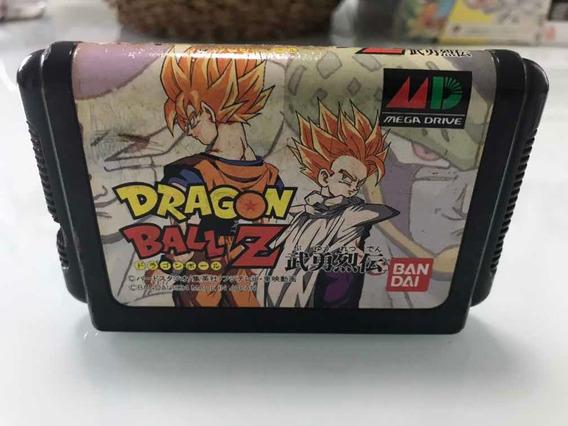 Dragon Ball Z Buu Yuu Retsuden - Mega Drive - Original