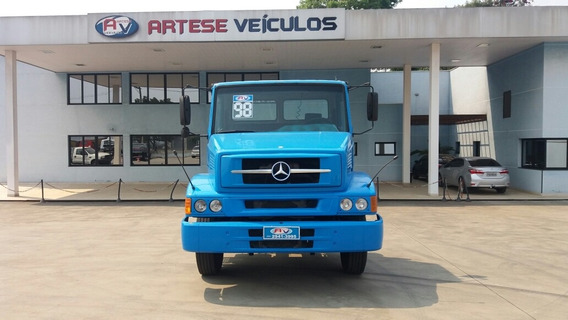 Mercedes Benz 1620, Ano 1998/98, No Chassi 8 Metros