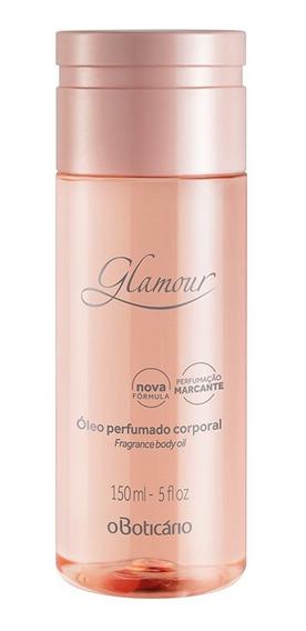 Glamour Óleo Perfumado Desodorante Corporal 150ml