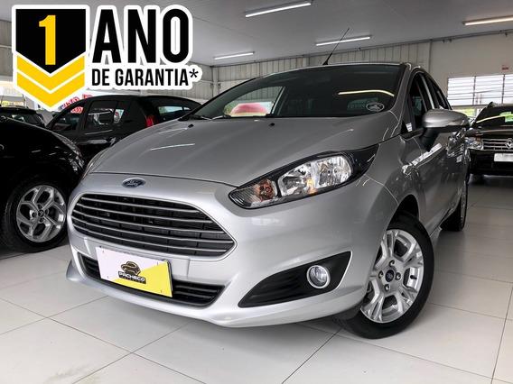 Ford Fiesta Fiesta 1.6 Sel 2017/2017