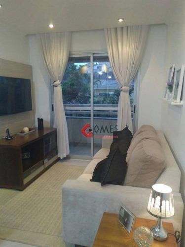 Apartamento Residencial À Venda, Assunção, São Bernardo Do Campo. - Ap2423