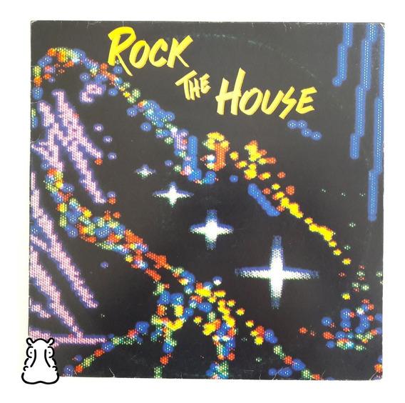 Lp Rock The House Disco De Vinil 1989 Paul Simpson Jellybean