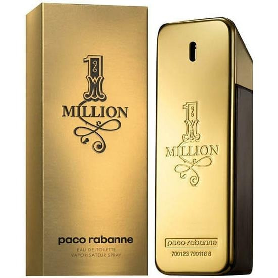 Perfume Paco Rabanne One Million Eau De Toilette Masculino