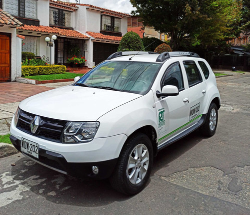 Renault Duster Dynamique Full Equipo 4x2 At 2.0 2017