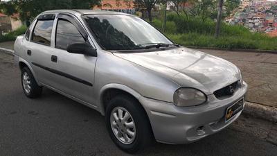 Corsa Sedan 2001 So 8900 Financiamento Com Score Baixo