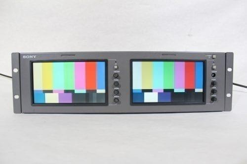 Monitor Lcd Sony Para Rack 150