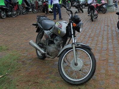 Honda 125cc Ano 2001
