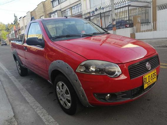 Fiat Strada Working Cabina Sencilla Sin Pico Y Placa