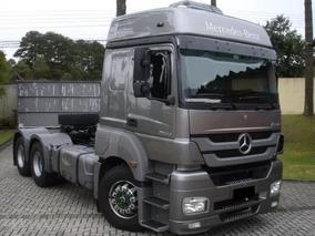 Mercedes Benz Mb Axor 2544 6x2 2014