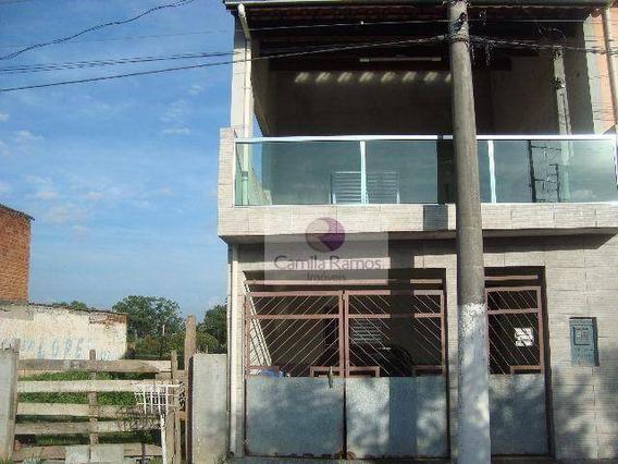 Sobrado Residencial À Venda, Cidade Boa Vista, Suzano. - So0001