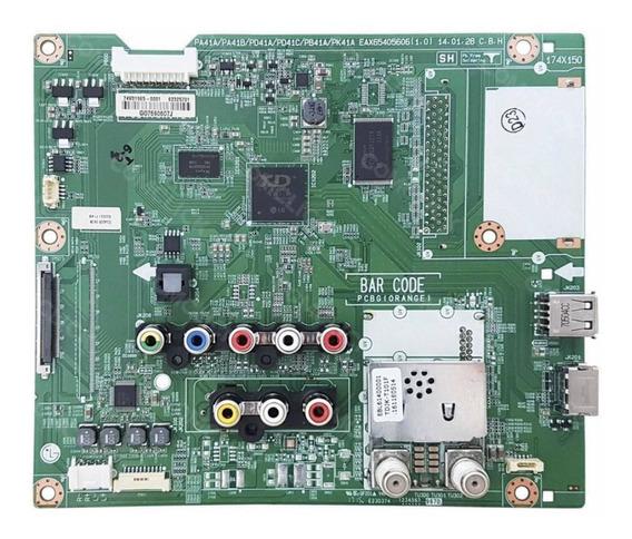 Placa Principal LG 50pb560b 50pb650b 50pb560 50pb650 Nova