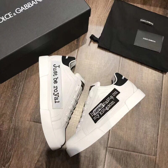 Tênis Dolce & Gabbana Jbr