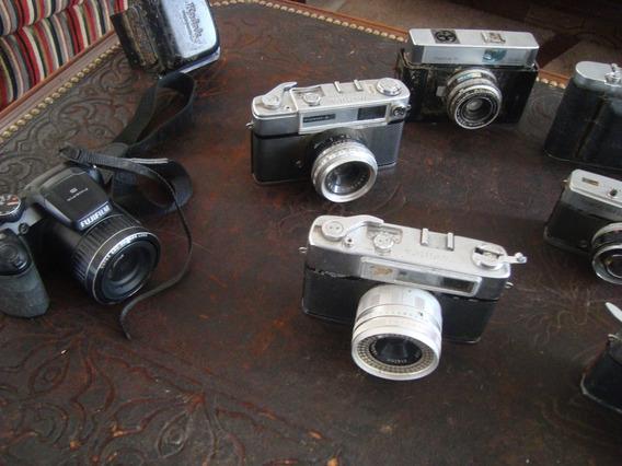 Maquinas Fotograficas Analogicas, Yashica, Kodak, Leia!