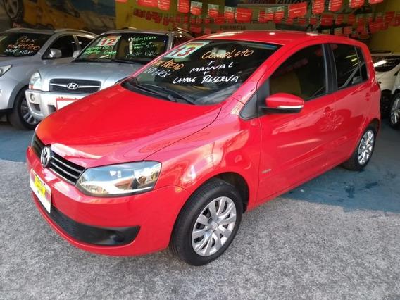 Vw - Volkswagen Fox Trend 4p Completo Flex Lindo 2°dona 2013