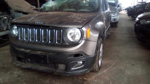 Sucata Jeep  Renegade Para Vendas De Peças