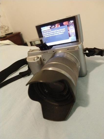 Câmera Sony Alpha Nex F3
