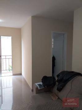 Imagem 1 de 9 de Apartamento Com 2 Dormitórios À Venda, 66 M² Por R$ 250.000,00 - Picanco - Guarulhos/sp - Ap0149