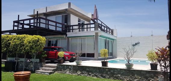 Venta De Casa En Tequesquitengo Vista Al Lago