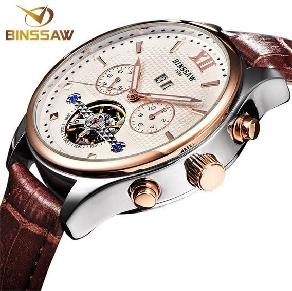 Relógio Binssaw Automático Multifuncional Jyd-j1519