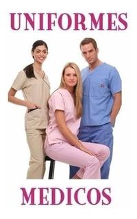 Patrones Moldes Uniformes Imprimibles Medicos Profesionales