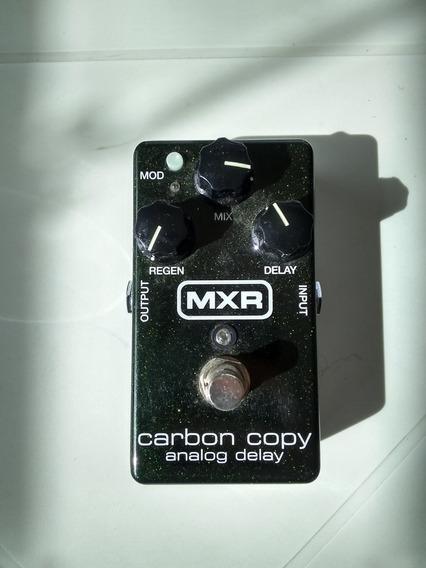 Pedal Mxr Carbon Copy (delay)
