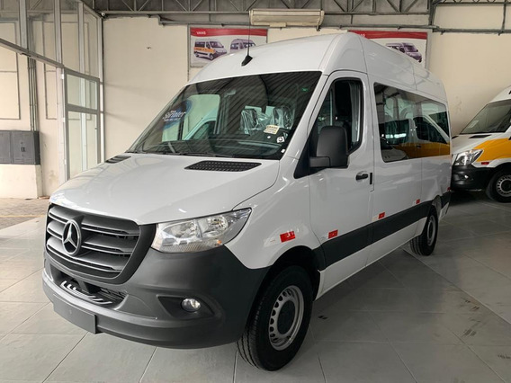 Mercedes-benz Sprinter Van 2.2 416 0km 16 Lugares 2020 Nova