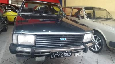 Corcel Ii L 1982 Placas Pretas ($9.990,00 ) Com Certificado