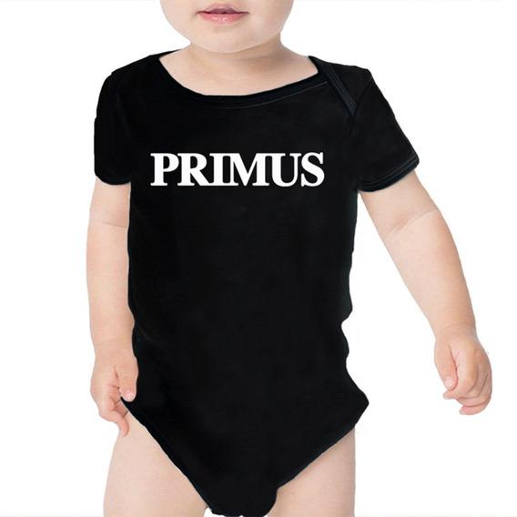 Body Infantil Primus - 100% Algodão