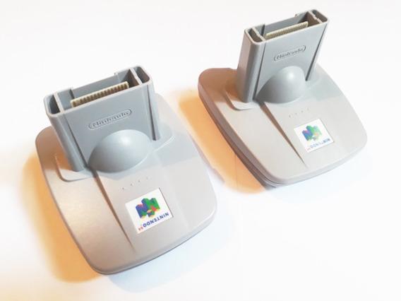 Transfer Pak N64 Original - Nintendo 64