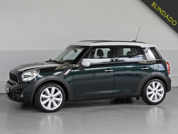 Mini Countryman S 1.6 Turbo Blindado Aut. 4p