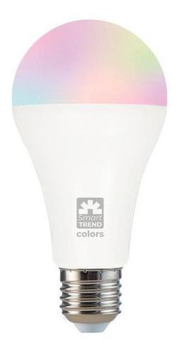 Lâmpada Smart Rgb 11w Wi-fi Alexa Home Bivolt Trend Kian