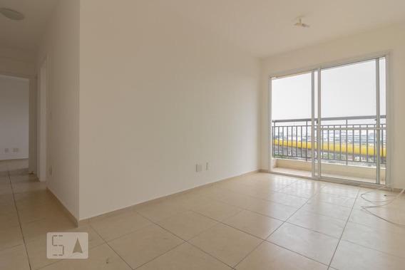 Apartamento No 6º Andar Com 2 Dormitórios E 1 Garagem - Id: 892958544 - 258544
