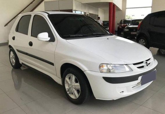 Chevrolet Celta Cor Branco Celta 2003 Cod:006