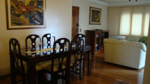 Apartamento 3 Quartos, 1 Suíte, 2 Vagas - Chácara Inglesa - Ap8583