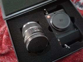 Câmera Mirrorless Xiaomi Yi-m1 Estado De Zero Km