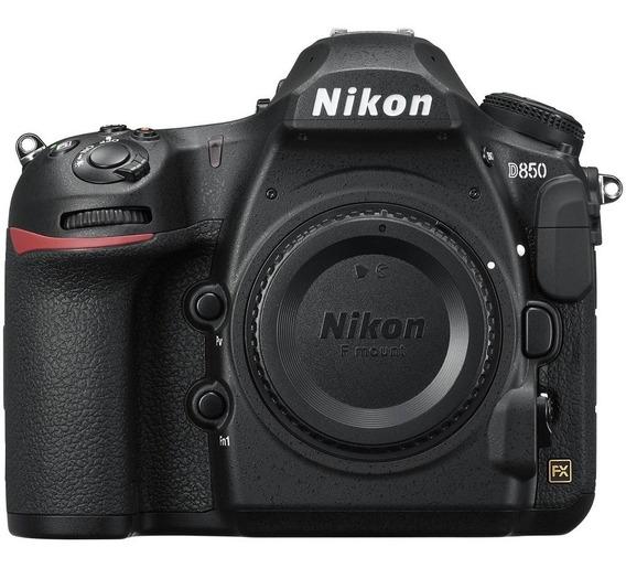 Camera Nikon D850 Dslr. Pronta Entrega 13999 Promocao 12x
