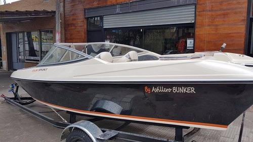 Nueva Bunker 510 Open Sport Astillero