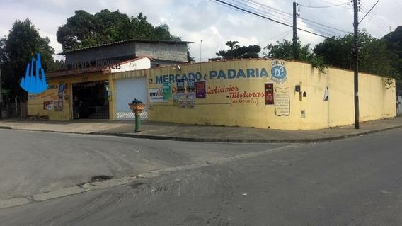 3437-ponto Comercial Porteira Fechada, Em Avenida Principal