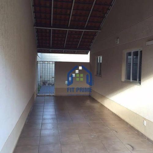 Casa Residencial À Venda, Roseiral, São José Do Rio Preto - Ca1411. - Ca1411