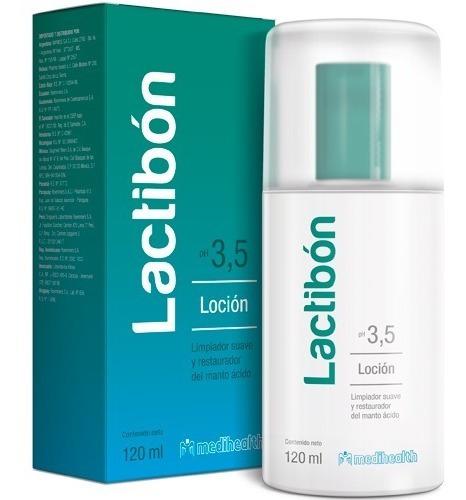Lactibon® Loción Ph 3,5 120ml Medihealth