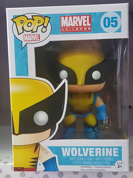Wolverine - X-men - Marvel - Funko Pop
