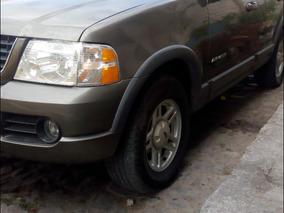 Ford Explorer 4.0 Xlt, Piel, V6