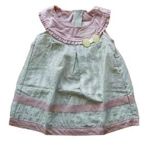 Vestido Em Tecido Infantil Marisol