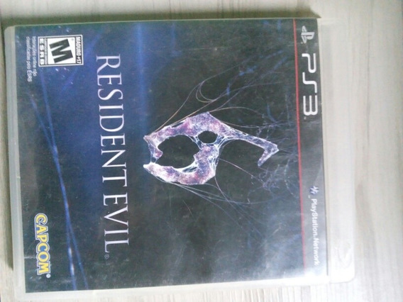 Resident Evil 6 Ps3 Mídia Física Original