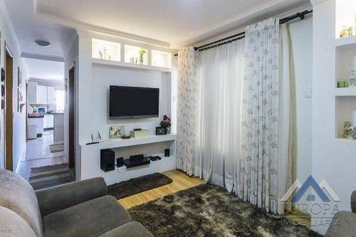 Imagem 1 de 21 de Casa À Venda, 202 M² Por R$ 435.000,00 - Bandeirantes - Londrina/pr - Ca0832