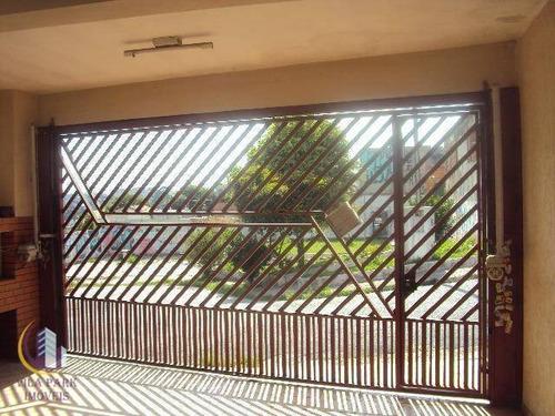 Imagem 1 de 13 de Excelente Casa 2 Dormitórios Sendo 1 Suíte, 02 Vagas Cobertas Portão Automático, Novo Osasco. - Ca0051
