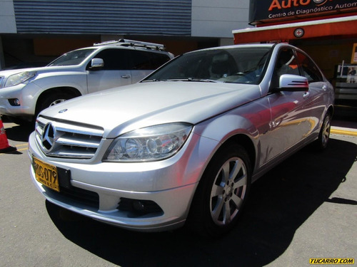 Mercedes Benz Clase C C 180 Cgi 1.8t Mt