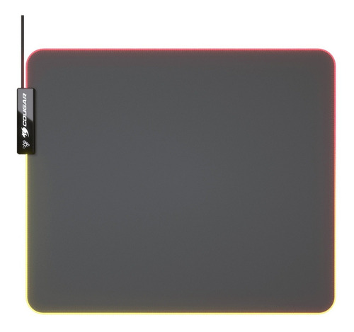 Mouse Pad Alfombra Cougar Neon Rgb Luz Usb Dimm