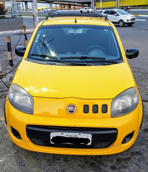 Fiat Uno 1.4 Sporting Interlagos Flex 5p 2013